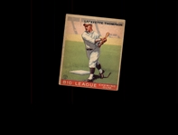 1933 Goudey 13 Fresco Thompson RC VG-EX #D939685