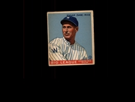 1933 Goudey 134 Sam Rice RC VG-EX #D939773