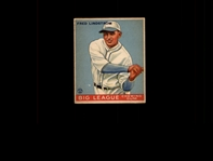 1933 Goudey 133 Fred Lindstrom RC EX #D941549