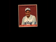 1933 Goudey 135 Woody English RC EX #D941551
