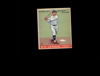 1933 Goudey 153 Buddy Myer RC EX #D941559