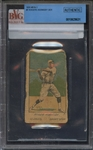 1920 W516-1 7 ROGERS HORNSBY BVG AUTHENTIC