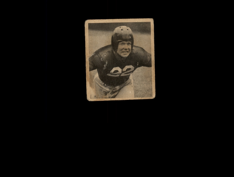 1948 Bowman 10 Chris Iversen RC POOR #D969563