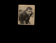 1948 Bowman 18 Vince Banonis SP RC POOR #D969575