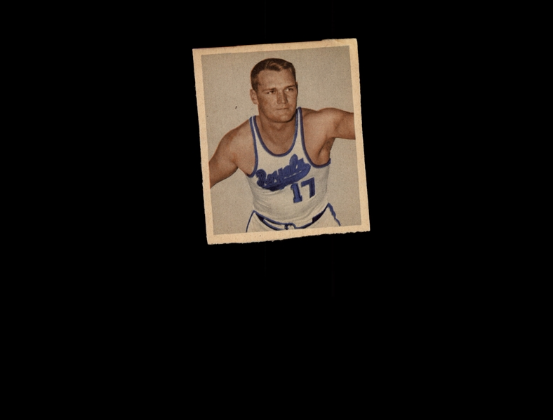 1948 Bowman 44 Arnie Johnson POOR #D1,007035