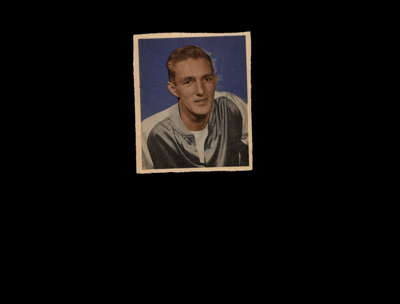 1948 Bowman 50 Charles (Hawk) Black POOR #D1,007047