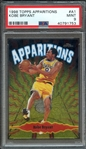 1998 TOPPS APPARITIONS A1 KOBE BRYANT PSA MINT 9